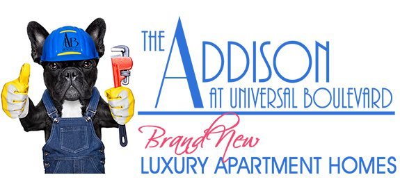 The Addison at Universal Blvd under construction now open