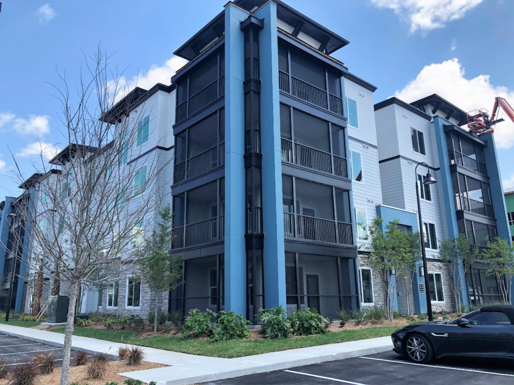 The Addison at Universal Boulevard apartment homes