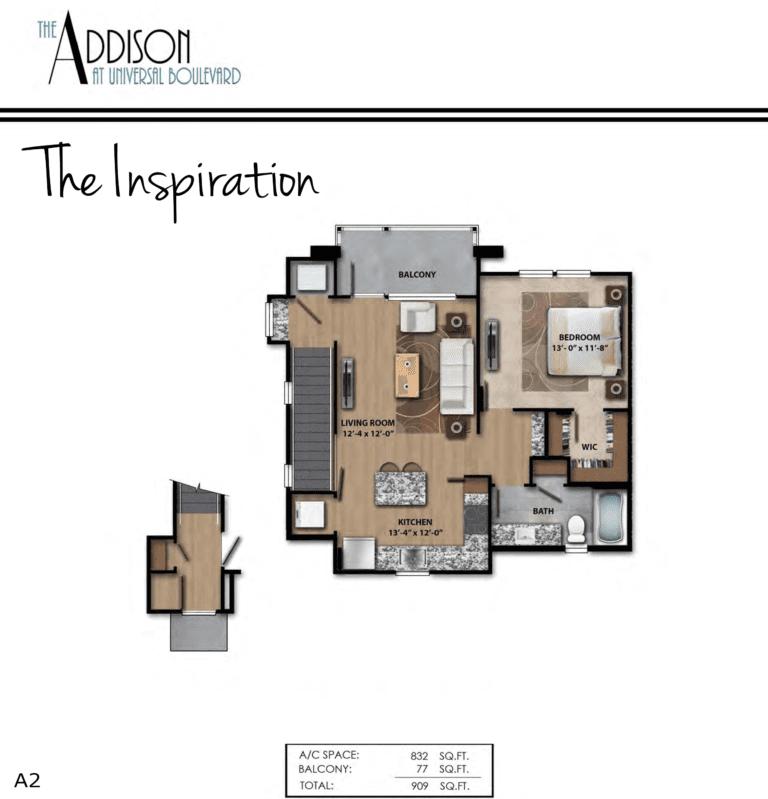 A2 Inspiration 909 SF