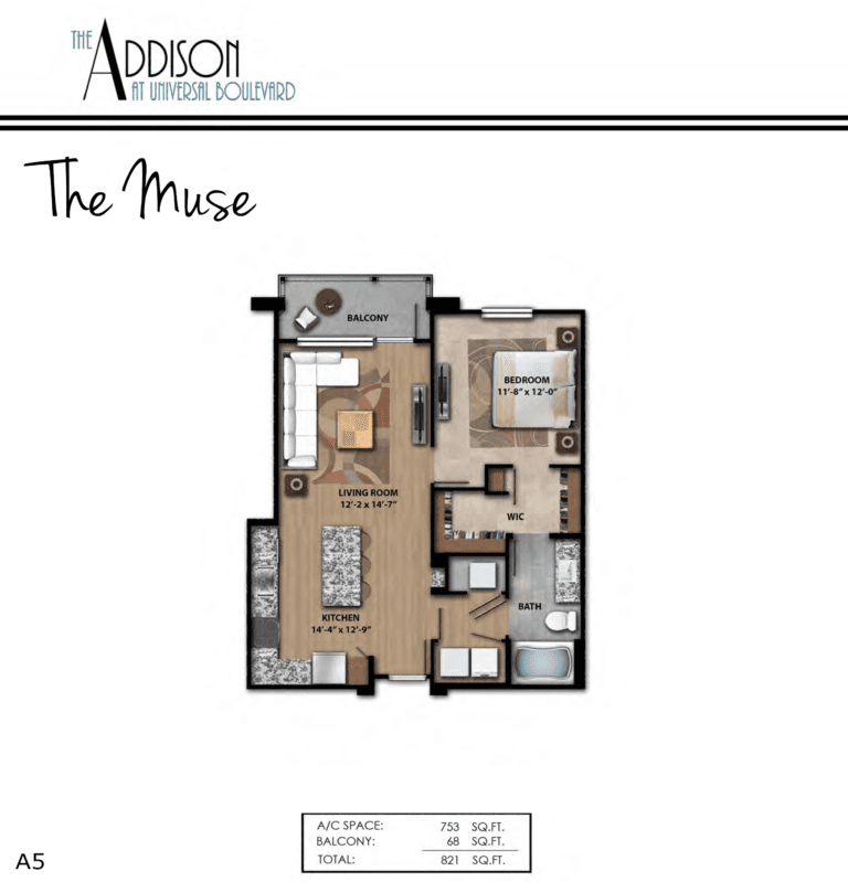 A5 Muse 821SF