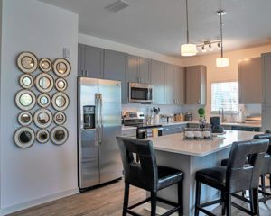 The Addison at Universal Boulevard brand new apartment model