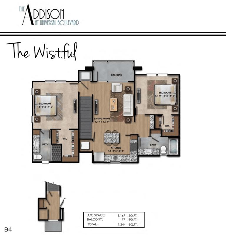 B4 Wistful 1244