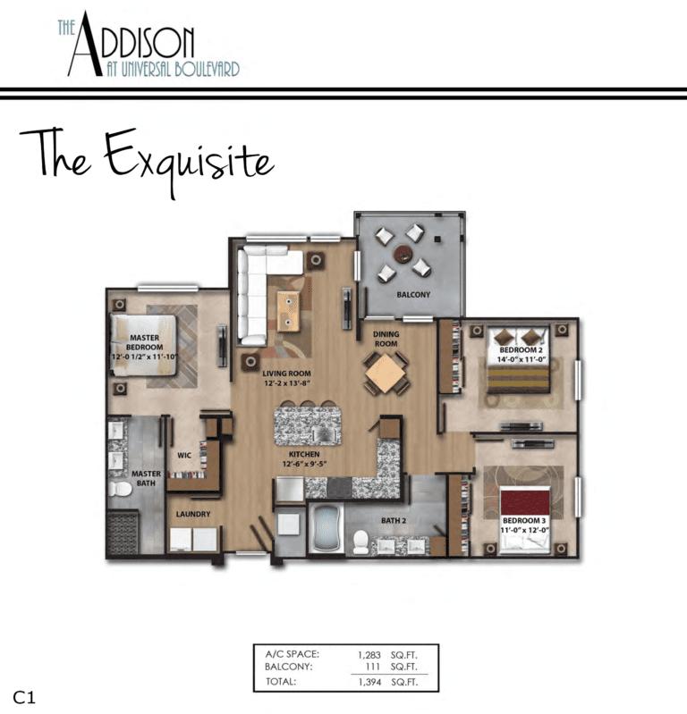C1 Exquisite 1394