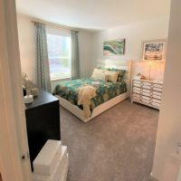 The Tranquility One Bedroom Model 789 SF