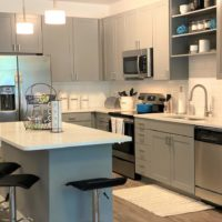 The Addison at Universal Boulevard Two Bedroom Model