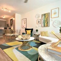 The Addison at Universal Boulevard One Bedroom Model Gallery