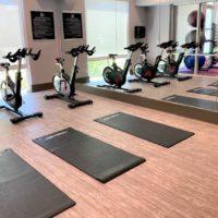 Addison at Universal Yoga Studio