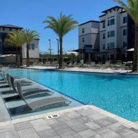 The Addison at Universal Boulevard Pool Deck