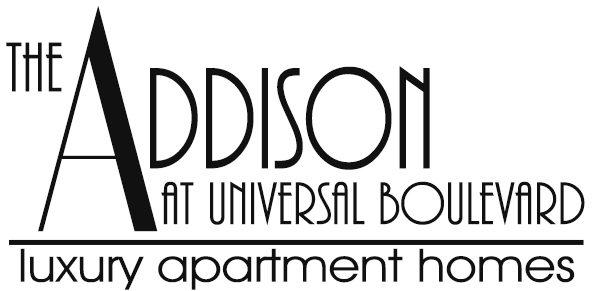 Addison Universal Boulevard Logo