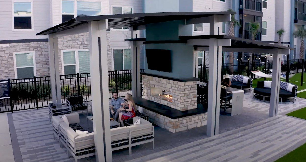 The Addison at Universal Boulevard Orlando luxury apartment homes