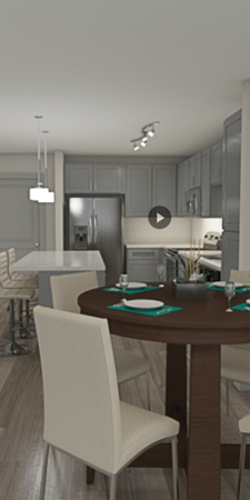 The Tranquility Virtual Tour
